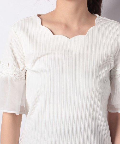 Dear Princess(ディアプリンセス)/ランダムテレコカットソー半袖Tシャツ/3082116_img07