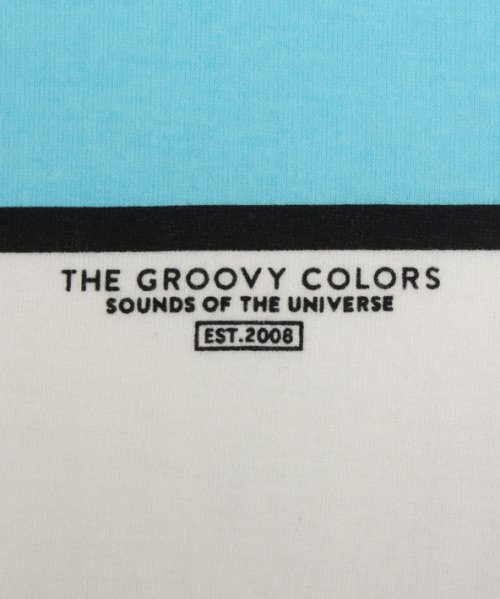 GROOVY COLORS(グルービーカラーズ)/テンジク I LISTEN TO BANDS BIGTEE/1692408_img06