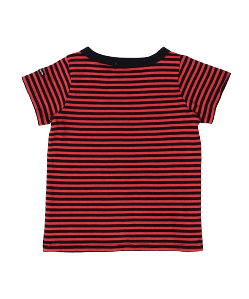 quoti use fith(クオティ ユース フィス)/20/2 ミニバスクBDテンジク 半袖 Tシャツ/9192414_img01