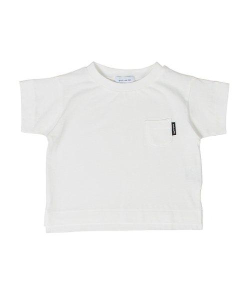 quoti use fith(クオティ ユース フィス)/26/- テンジク ポケビッグTシャツ/9192426_img01