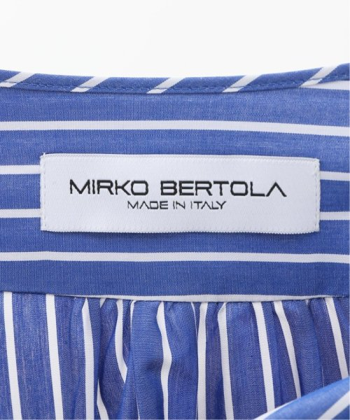 Spick & Span(スピック&スパン)/【MIRKO BERTOLA】オーバーサイズドシャツドレス◆/19040210007010_img14