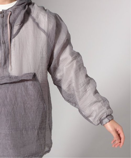 JOURNAL STANDARD(ジャーナルスタンダード)/【カタログ掲載】FILL THE BILL×TR2/フィルザビル別注:SEE THROUGH LONG ANORAK/19011610007910_img07
