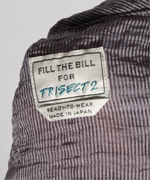 JOURNAL STANDARD(ジャーナルスタンダード)/【カタログ掲載】FILL THE BILL×TR2/フィルザビル別注:SEE THROUGH LONG ANORAK/19011610007910_img13