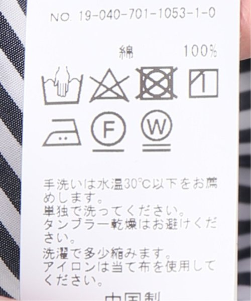 JOINT WORKS(ジョイントワークス)/サキゾメオーバーサイズシャツワンピース◆/19040701105310_img15