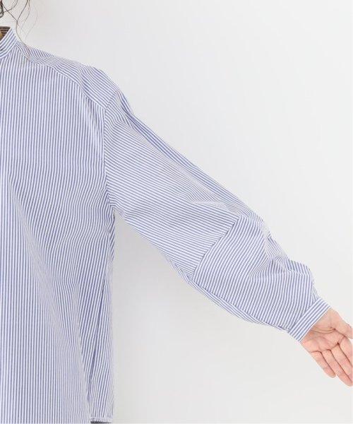 Spick & Span(スピック&スパン)/ストライプオーバードレイプシャツ◆/19050200100010_img08