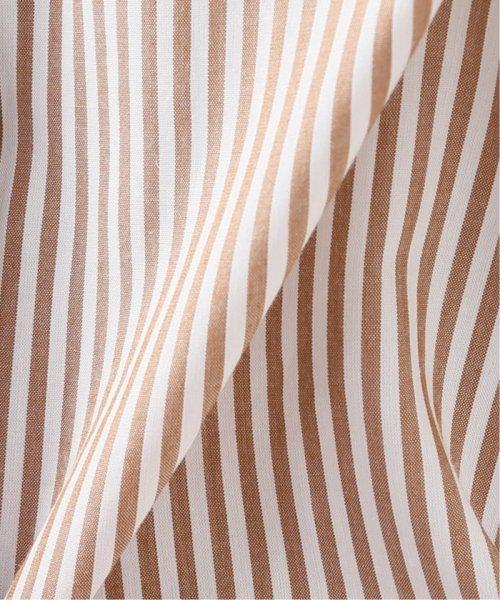 Spick & Span(スピック&スパン)/ストライプオーバードレイプシャツ◆/19050200100010_img13