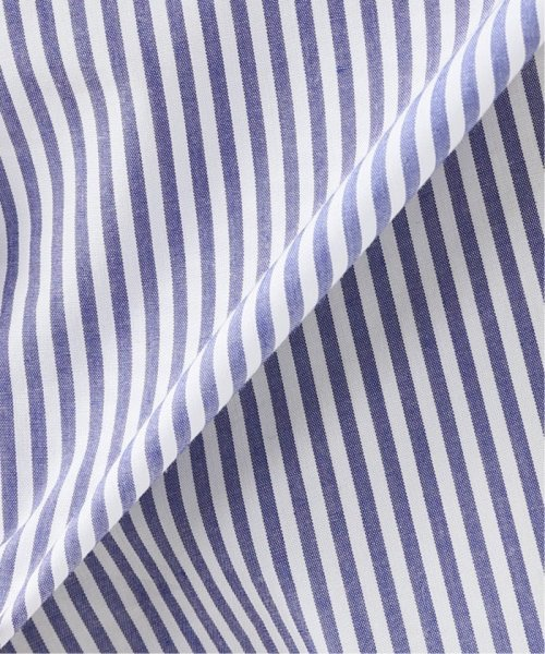 Spick & Span(スピック&スパン)/ストライプオーバードレイプシャツ◆/19050200100010_img14