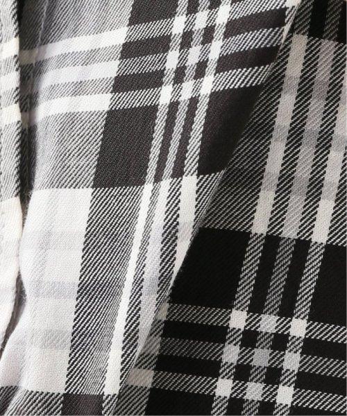 Spick & Span(スピック&スパン)/マルチカラーチェックドルマンシャツ◆/19050200102010_img13
