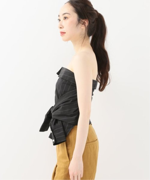 Spick & Span(スピック&スパン)/【SECULAR】 SLEEVELESS TOP WITH SLEEVE WRAP/19051210003110_img04