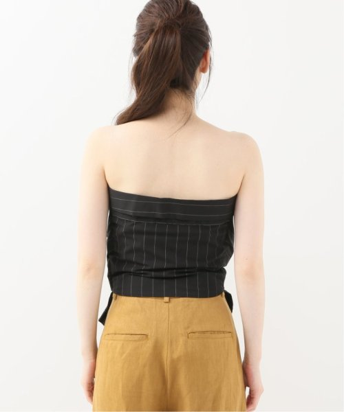 Spick & Span(スピック&スパン)/【SECULAR】 SLEEVELESS TOP WITH SLEEVE WRAP/19051210003110_img05