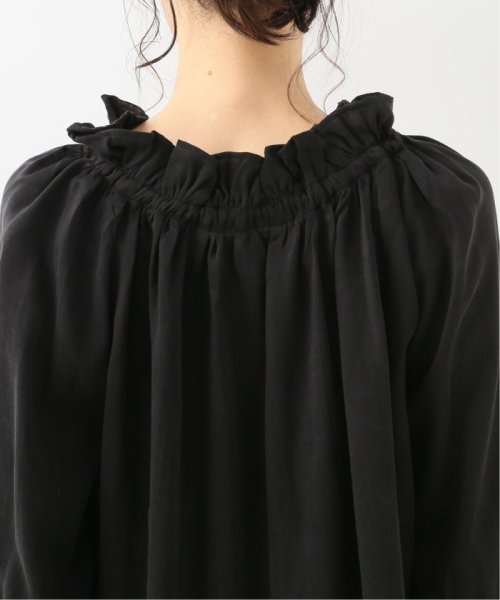 Spick & Span(スピック&スパン)/【SECULAR】 RUFFLE NECK TIE BLOUSE/19051210003210_img07