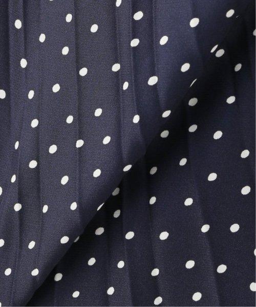 Spick & Span(スピック&スパン)/ドットプリーツマキシスカート/19060200404110_img14