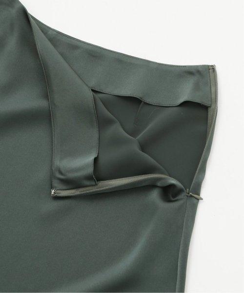 Spick & Span(スピック&スパン)/サテンイレギュラーヘムラインスカート◆/19060200511010_img11