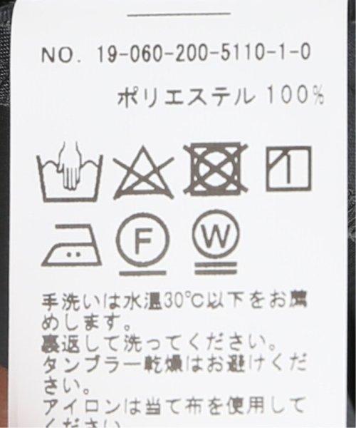 Spick & Span(スピック&スパン)/サテンイレギュラーヘムラインスカート◆/19060200511010_img12