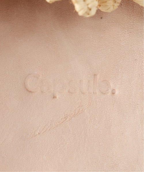 SLOBE IENA(スローブ イエナ)/Capsule Origen Capsule raffia サンダル/19093913006210_img07