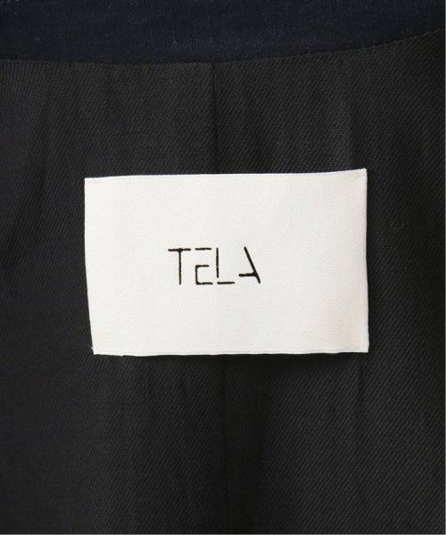 IENA(イエナ)/TELA ロングジレ/19010910000510_img15