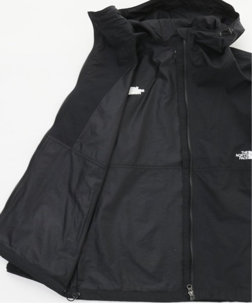 IENA(イエナ)/THE NORTH FACE コンパクトジャケット/19011910000410_img18