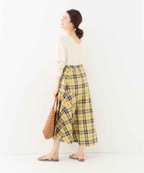 IENA(イエナ)/THE IRON ラップスカート◆/19060910006510_img02