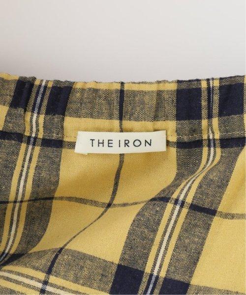 IENA(イエナ)/THE IRON ラップスカート◆/19060910006510_img14