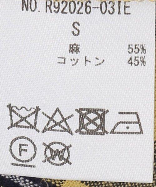 IENA(イエナ)/THE IRON ラップスカート◆/19060910006510_img15