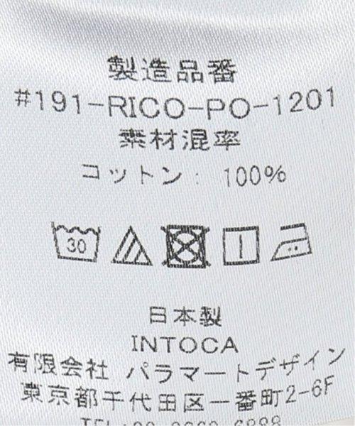 IENA(イエナ)/intoca. RICO プルオーバー/19070910007710_img14
