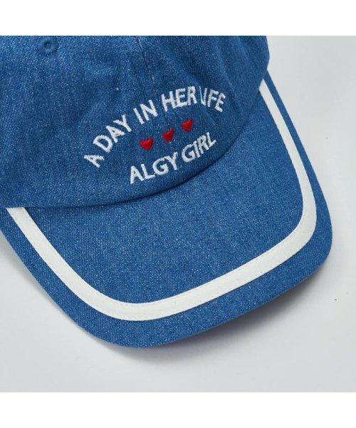 ALGY(アルジー)/ツバラインキャップ/G268049_img02