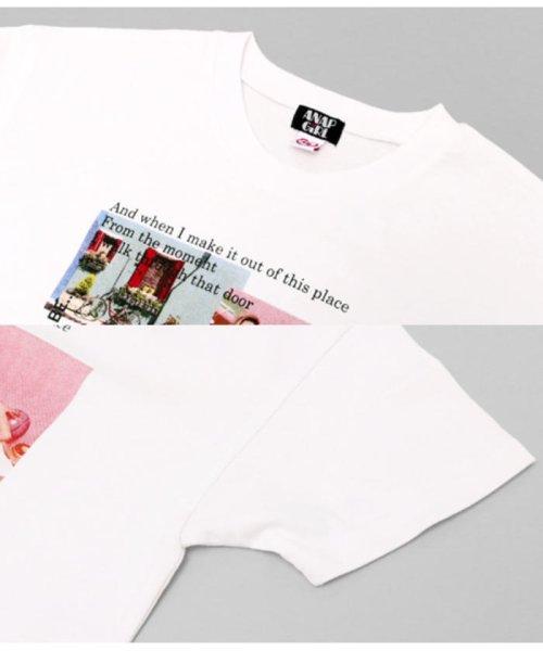 ANAP GiRL(アナップガール)/キュートカラーフォトクロップドTシャツ/2039300019_img11
