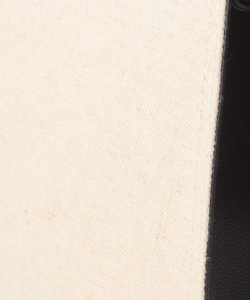 nano・universe(ナノ・ユニバース)/異素材コンビワンハンドルバッグ/6699132006_img26