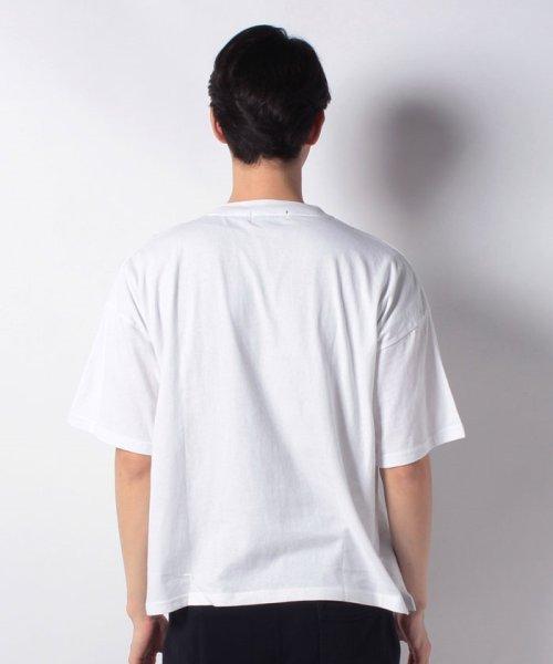 MARUKAWA(マルカワ)/【別注】【PLAYBOY】プレイボーイ ビッグシルエット アイコンロゴ 半袖Tシャツ/0112280947_img02