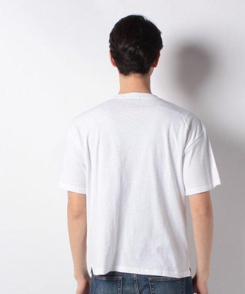 MARUKAWA(マルカワ)/【PLAYBOY】プレイボーイ ビッグシルエット ボックスロゴ 半袖Tシャツ/0112280952_img02