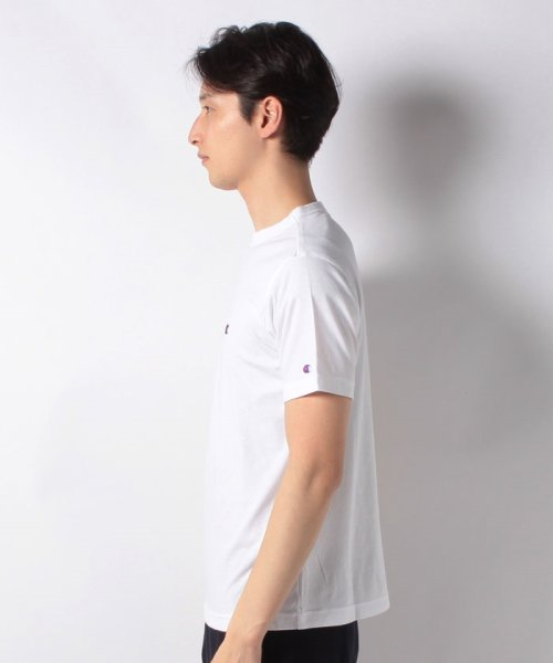 MARUKAWA(マルカワ)/【Champion】チャンピオン 無地 ワンポイント 半袖Tシャツ/0112370224_img05