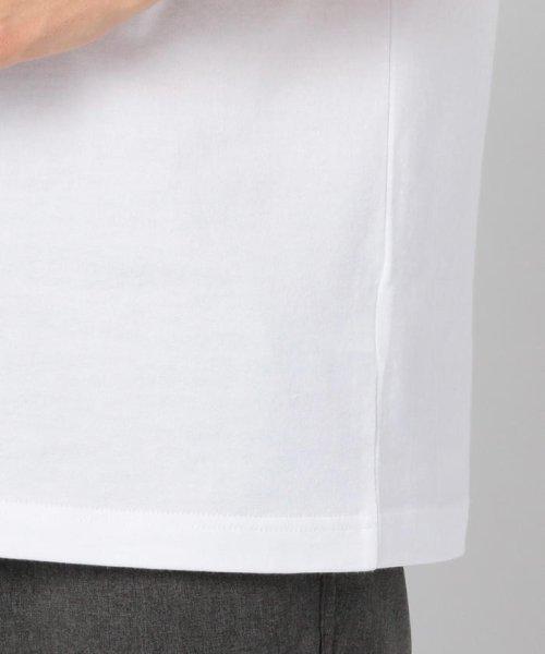 GLOSTER(GLOSTER)/【LACOSTE/ラコステ】VネックTシャツ #TH632EM/9-0670-2-53-001_img06