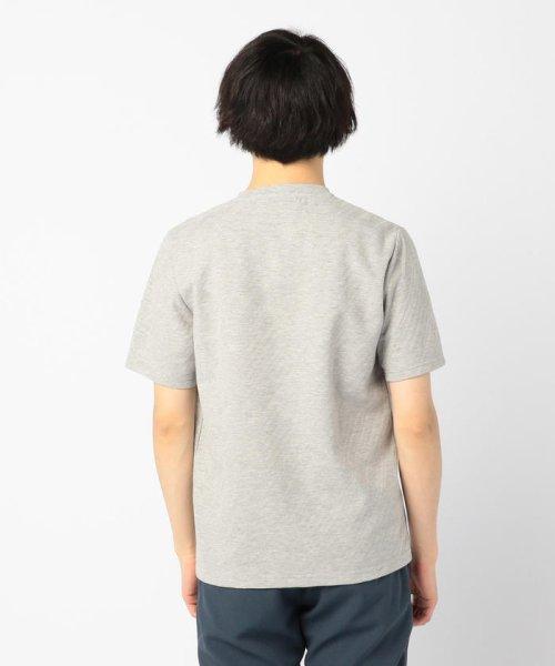 GLOSTER(GLOSTER)/バイアスリンクスTシャツ/9-0692-2-53-001_img03