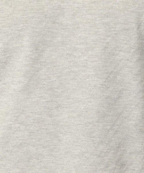 GLOSTER(GLOSTER)/バイアスリンクスTシャツ/9-0692-2-53-001_img07