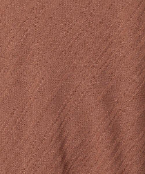 GLOSTER(GLOSTER)/バイアスリンクスTシャツ/9-0692-2-53-001_img10