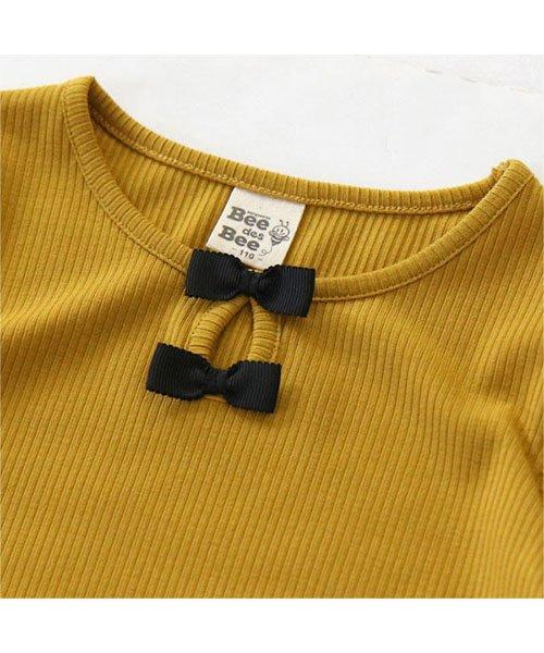 子供服Bee(子供服Bee)/リボン付リブカットソー/taa05209_img08