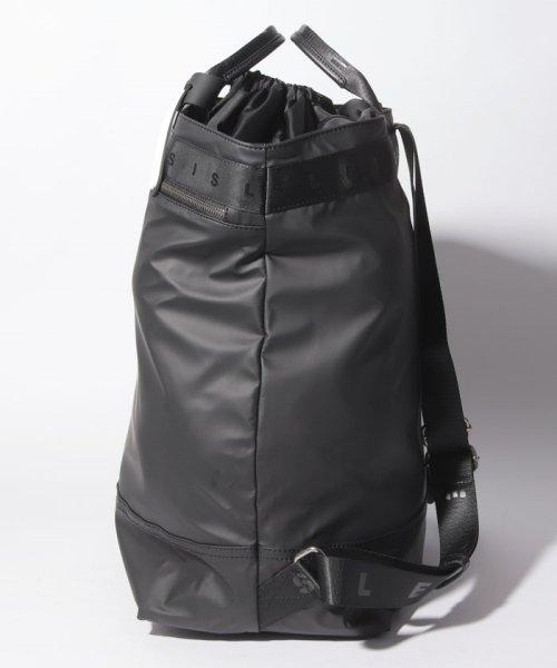 SISLEY(シスレー(メンズ))/ロゴバケツ型バックパック・リュックサック/19P6GWTM12W5_img05