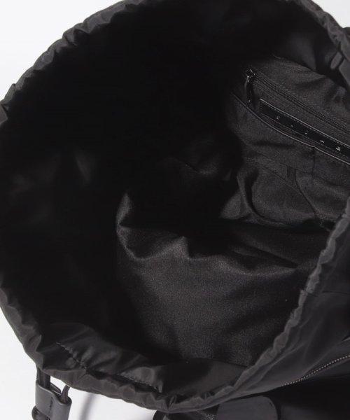 SISLEY(シスレー(メンズ))/ロゴバケツ型バックパック・リュックサック/19P6GWTM12W5_img07