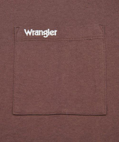 ROPE' PICNIC(ロペピクニック)/【WRANGLER×ROPE' PICNIC】ポケット付きTシャツワンピース/GDE19620_img07
