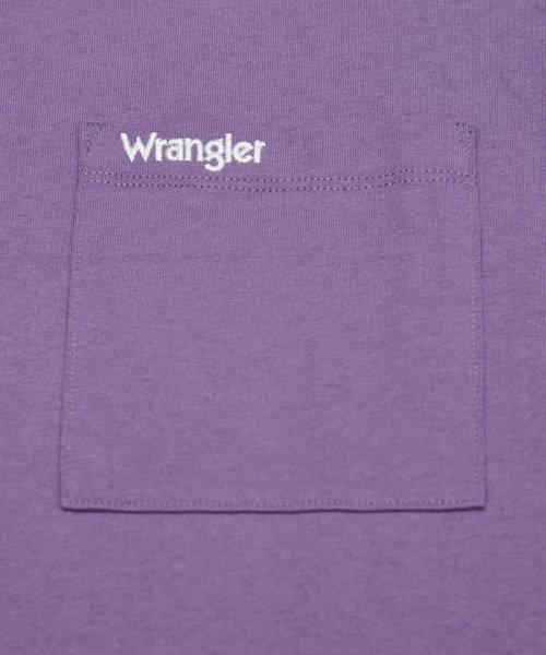 ROPE' PICNIC(ロペピクニック)/【WRANGLER×ROPE' PICNIC】ポケット付きTシャツワンピース/GDE19620_img08