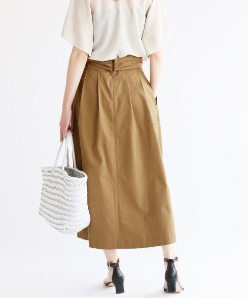IENA(イエナ)/ツイルリボンスカート◆/19060900510020_img26