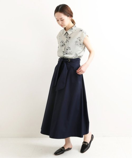 IENA(イエナ)/ツイルリボンスカート◆/19060900510020_img31