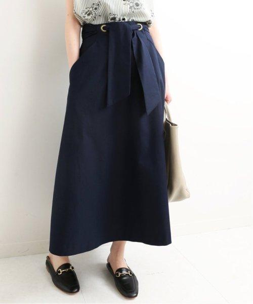 IENA(イエナ)/ツイルリボンスカート◆/19060900510020_img33