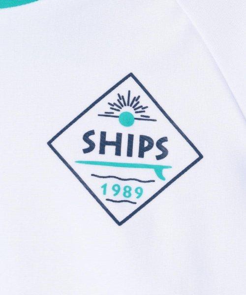 SHIPS KIDS(シップスキッズ)/SHIPS KIDS:ラッシュガード(90cm)/518800011_img04