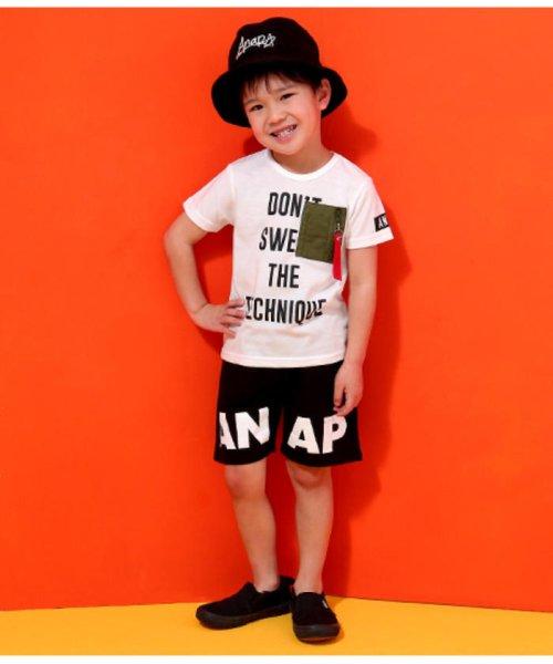 ANAP KIDS(アナップキッズ)/ミリタリーポケットTシャツ/0437800018_img03