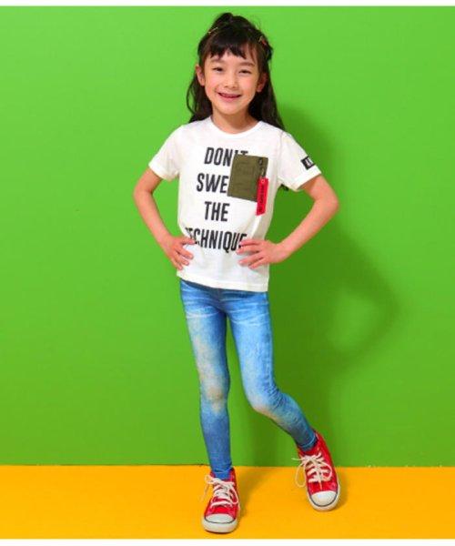 ANAP KIDS(アナップキッズ)/ミリタリーポケットTシャツ/0437800018_img06