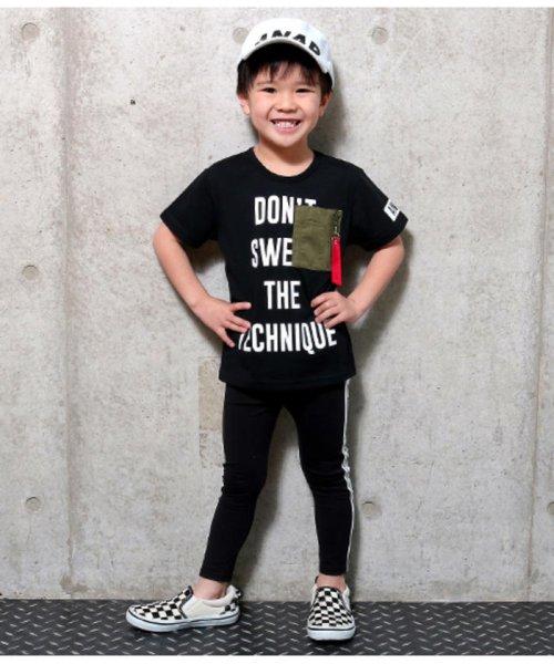 ANAP KIDS(アナップキッズ)/ミリタリーポケットTシャツ/0437800018_img08