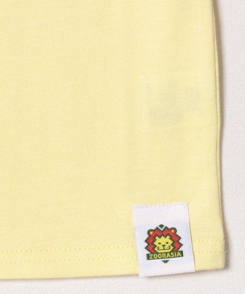 LAGOM(ラーゴム)/[ズーラシアコラボ]オカピTシャツ/1207592211411_img03