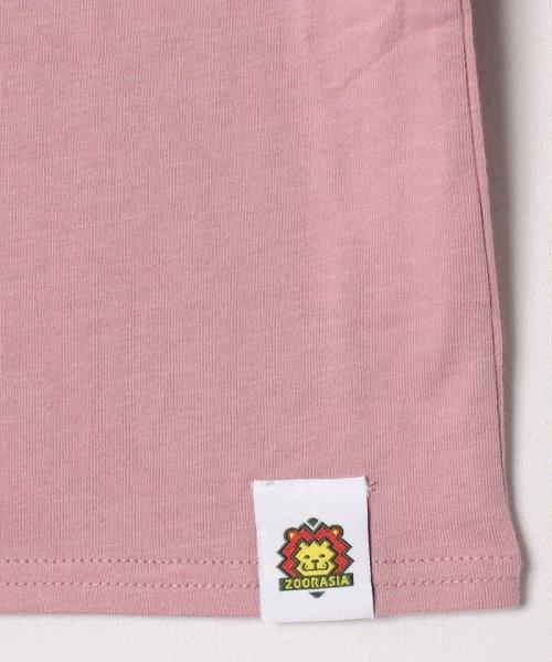 LAGOM(ラーゴム)/[ズーラシアコラボ]セスジキノボリカンガルーTシャツ/1207593211411_img03