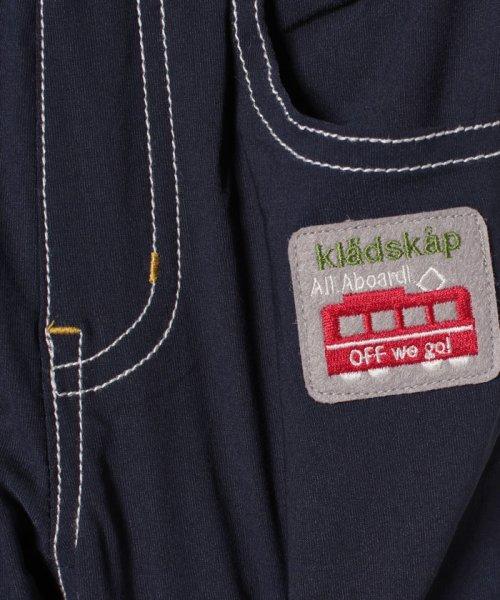 kladskap(クレードスコープ)/スーパーストレッチ九分丈スリムストレートパンツ/5392109_img04